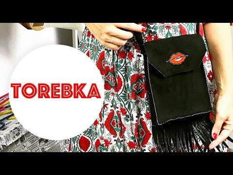 DIY Torebka na urlop by madebyruda