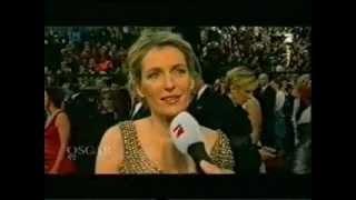 Maria Furtwängler - Roter Teppich Oscar 2011