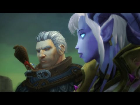 Warlords of Draenor: история (RU)