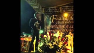 para que me haces llorar jose cardenas xv festival del mariachi morelia 2012