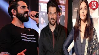 Ayushmaan Talks About His Prep For His Role | Aishwarya-Anil Gear Up For Fanney Khan
