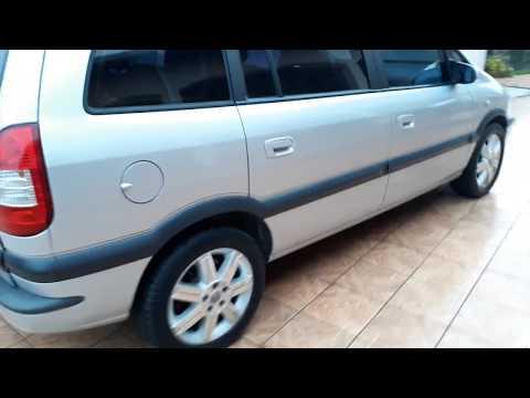 Chevrolet Zafira Elite 2.0 - 2005 Apresentação E Opinião