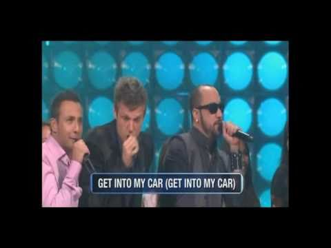 backstreet boys - get outta my dreams, get into my car - don't forget the lyrics