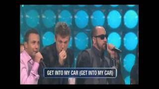 backstreet boys - get outta my dreams, get into my car - don
