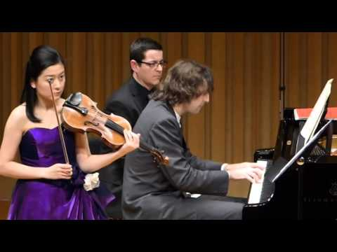 De Falla (arr. Kochanski): Suite of Spanish Folksongs - 4. Polo (Lisa Ueda, Daniele Rinaldo)