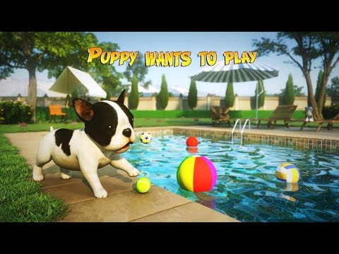 Dog Simulator Puppy Craft 홍보영상 :: 게볼루션
