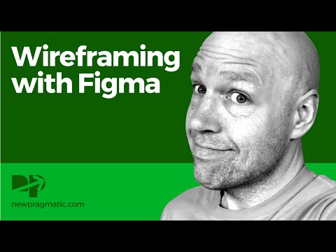 Wireframing With Figma