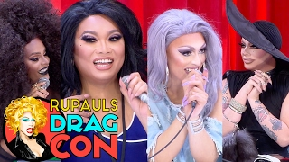 Raven, Tatianna, Jujubee, Tyra & MORE | Season 2: Ru-United from RuPaul's DragCon 2017