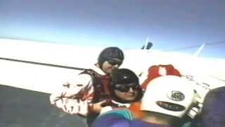 More 90s Skydiving over Skydive Space Centre