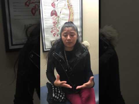 Concord Chiropractors | Spanish Testimonial 1