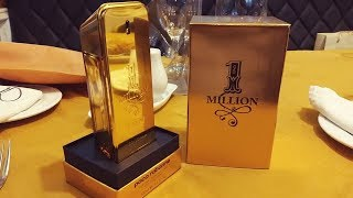 Paco Rabanne 1 Million Absolutely Gold (2012)