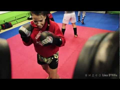 РИНГ (спорт, мотивация, тайский бокс) автор Lina D\'Ville
