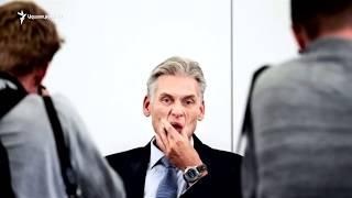 Հրաժարական է տվել Դանիայի խոշորագույն բանկի ղեկավարը
