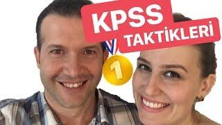 KPSS TAKTİKLERİ ( YÜKSEK PUAN ALMAK İÇİN )