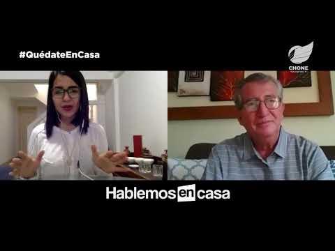 Hablemos en Casa - Episodio 15 - Historiador Ramiro Molina