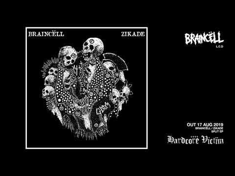 "BRAINCELL ""L.C.D"" split w/ Zikade"