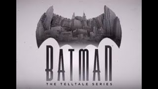 Batman: The Telltale Series (Nintendo Switch) Episode 1: Realm of Shadows