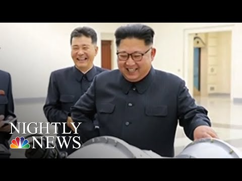 North Korea Says It's Suspending Nuclear And Missile Tests | NBC Nightly News