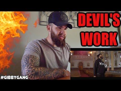 JOYNER LUCAS - DEVIL'S WORK - REACTION