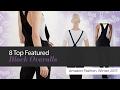 8 Top Featured Black Overalls Amazon Fashion, Winter 2017