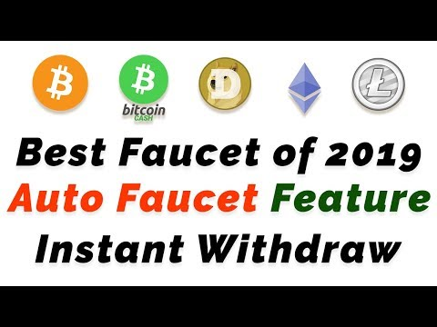 Auto Claim Faucet Feature - Best Of 2019 - Claim Every 2 Minutes