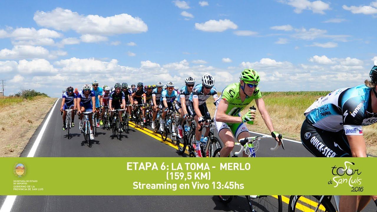 Tour De San Luis  Live Youtube
