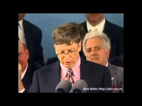 Bill gates: Nghệ thuật giao tiếp - Nói chuyện trước công chúng p1 (thuyết minh)