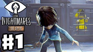 THE DEPTHS! - Little Nightmares: Secrets of the Maw DLC - Gameplay Walkthrough Part 1 (PC)