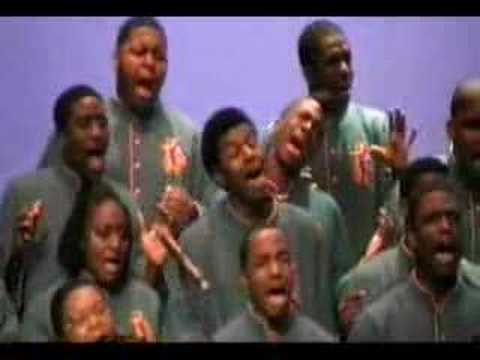 """2007 FAMU Gospel Choir """"Our Father, You Are Holy"""""""