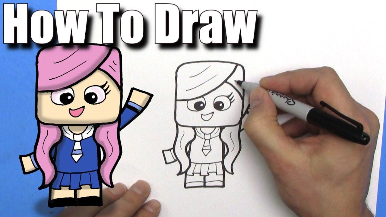 How To Draw Kawaii Ldshadowlady