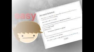 How to DELETE/TERMINATE Your Roblox Account! | Working 2019 | LEGIT 100%