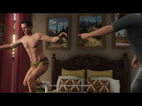 Grand Theft Auto V - Wife Caught Cheating