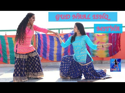 Gud Naal Ishq Mitha   Wedding Dance   Sukriti Dua Choreography   Beat It