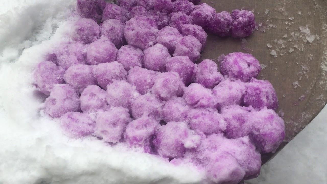 2nd Snow Dumplings - February 2021
