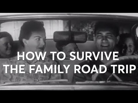 Lengthy Vehicle Ride Survival Guide for giant Families
