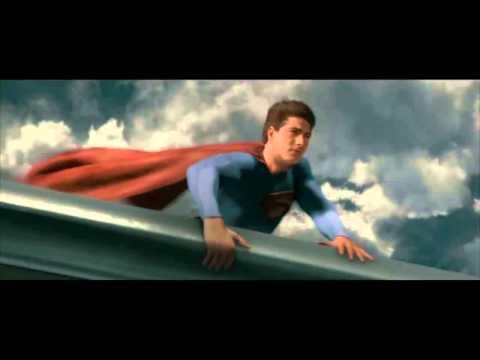 Superman Returns   Airplane Rescue FULL HD