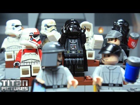 Lego Star Wars - at the Cinema