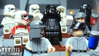 Lego Star Wars - at the Cinema
