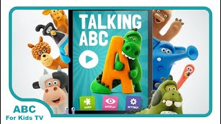 Talking ABC Fun Apps For Kids l Kids Learn ABC And Animals Name l ABC For Kids TV