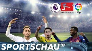 Hinter den Kulissen von Bundesliga-Transfers: Spielerberater-Interview I Sportschau