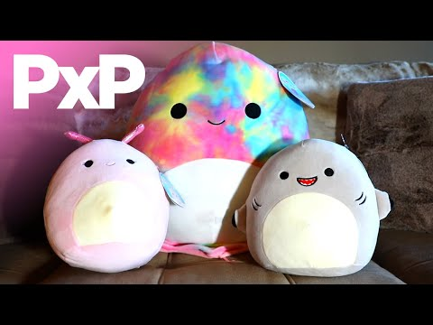 Put a little spring in your step with NEW Squishmallows! | A Toy Insider Play by Play