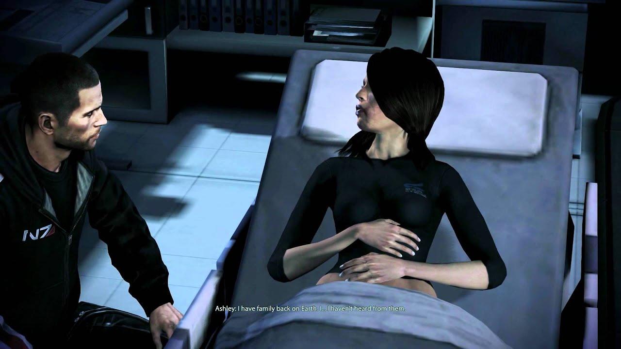 The 10 Greatest Mass Effect Romances