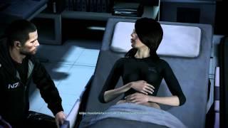 Mass Effect 3: Ashley Romance #6: Ashley's jealous of Miranda