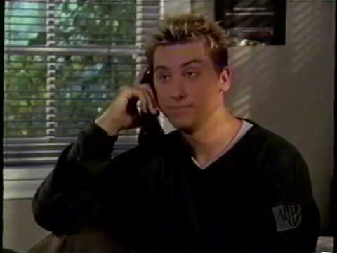 Lance Bass from N'SYNC on 7th Heaven