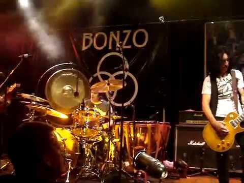 KASHMIR VIRGIL DONATI  BONZO'S BIRTHDAY BASH HOUSE OF BLUES 5/31/2012