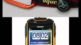 видео Ginzzu R6 Ultimate защищенный телефон с рацией - интернет-магазин