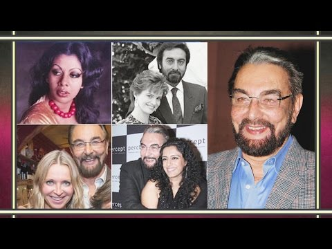Kabir Bedi's 4th marriage at 70!