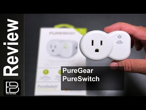 PureSwitch® Wireless Smart Plug the easy way to start your smart home!