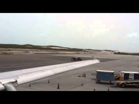 Turks & Caicos airport