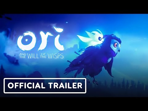 Ori and the Will of the Wisps Official Release Date Gameplay Trailer - E3 2019